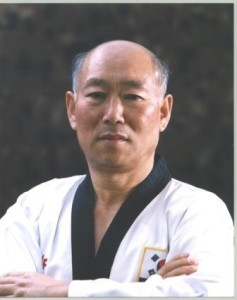 Grand Master Hae Man Park