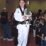 Meghan Gets a Trophy